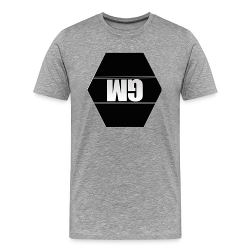 logofürKlammotten - Männer Premium T-Shirt