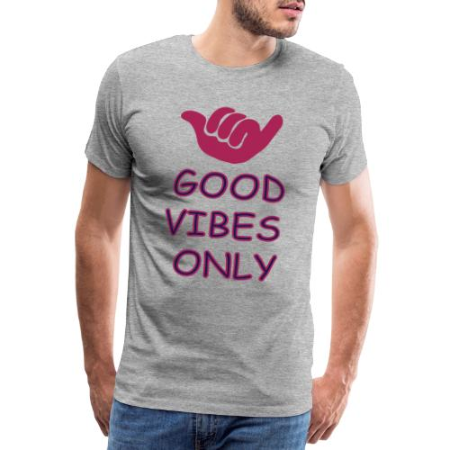 Chill-relax-be kind - Männer Premium T-Shirt