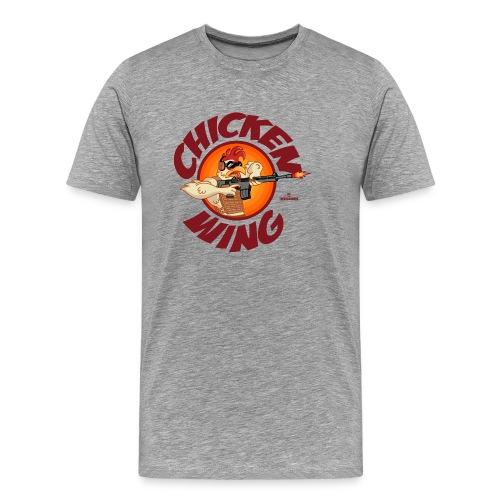 Chicken Wing Operator - Men's Premium T-Shirt
