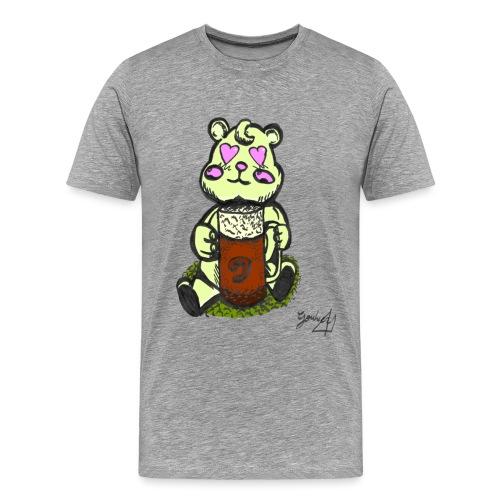 Ours Amoureux AngelerasCorp - T-shirt Premium Homme