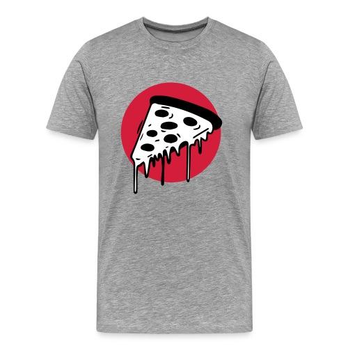 Pizza Punkt Duisburg - das magische Dreieck! - Männer Premium T-Shirt