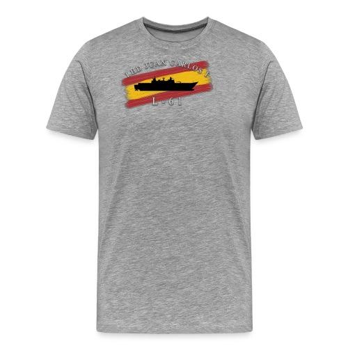 LHD Juan Carlos I - Camiseta premium hombre
