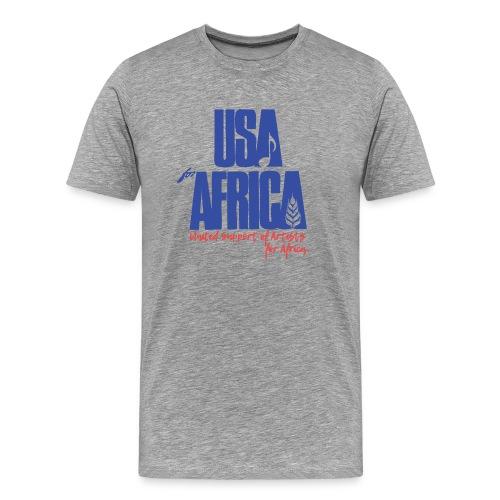 USA 4 africa - T-shirt Premium Homme