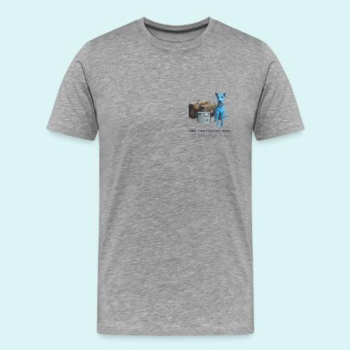 Laly-Blue - Men's Premium T-Shirt