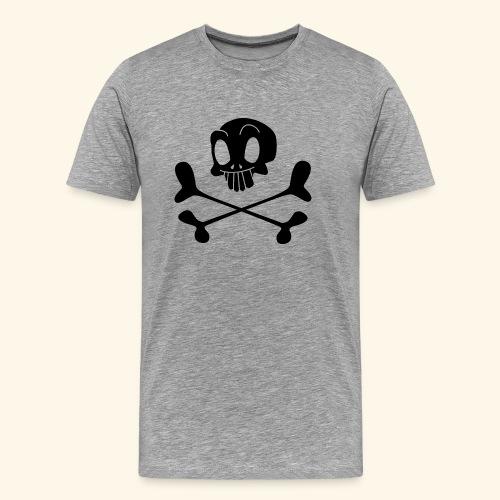Flagg_black - Männer Premium T-Shirt