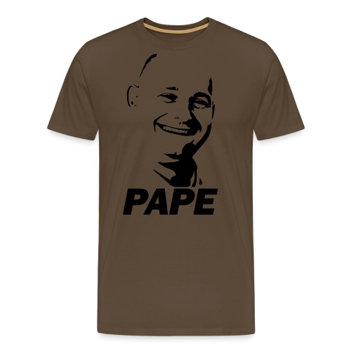 PAPE - Herre premium T-shirt