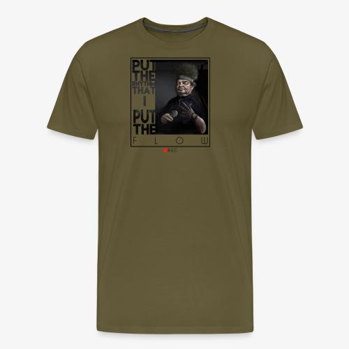 bboy forever - Camiseta premium hombre