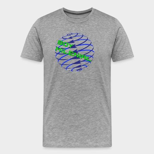 I am Millennial. - Men's Premium T-Shirt