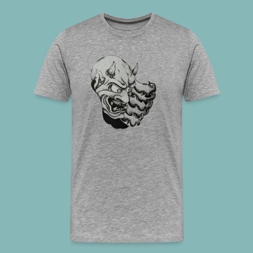 OniTattooSketch - Maglietta Premium da uomo
