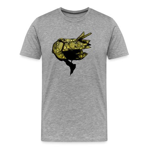 Pirol - Premium T-skjorte for menn