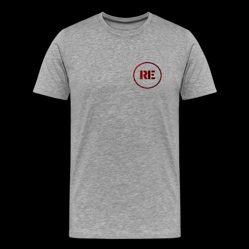 fghbnmv - Männer Premium T-Shirt