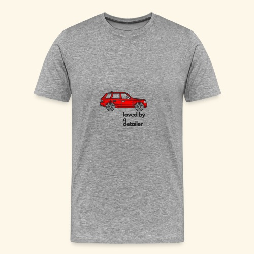 detailerlove - Mannen Premium T-shirt