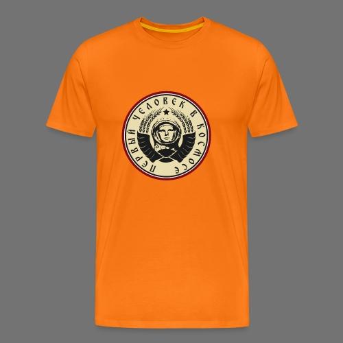 Cosmonaut 4c - Men's Premium T-Shirt