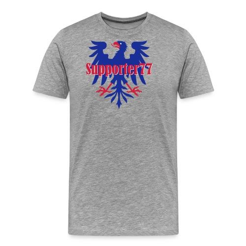 Supporter77 - Premium-T-shirt herr