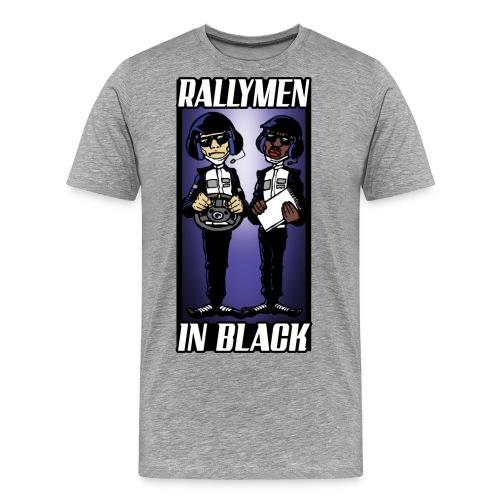 RIB png - T-shirt Premium Homme