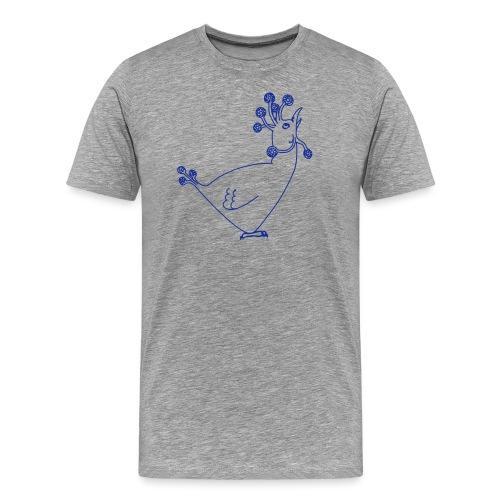 Cosmic Chicken - Men's Premium T-Shirt