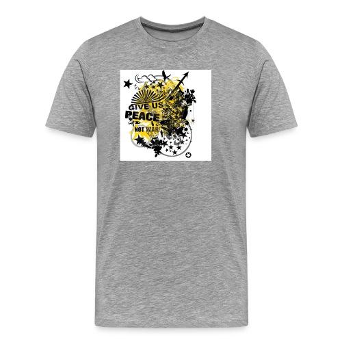 9d8062f0d485f6f23b9c3cc10894a207 - Männer Premium T-Shirt