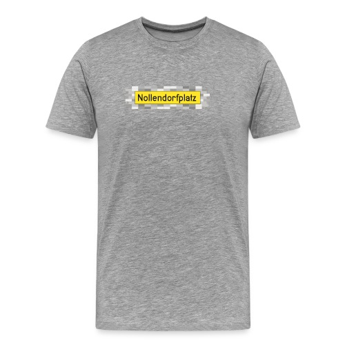 Nollendorfplatz - Men's Premium T-Shirt