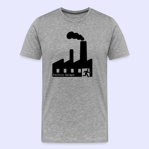 factoryescape2 - Männer Premium T-Shirt
