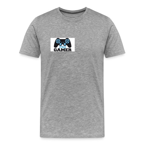 Pro-Gamer-Post-w644h362 - Men's Premium T-Shirt