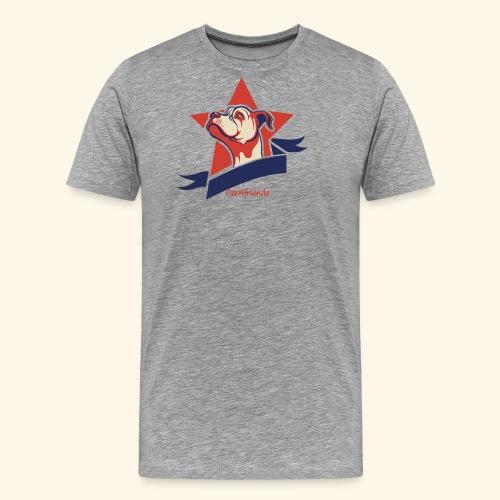 PITSTELLA trasparente - Maglietta Premium da uomo