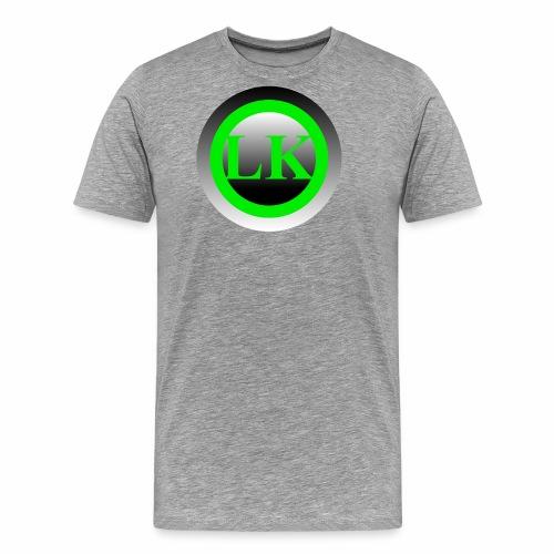 New Logo LK - Men's Premium T-Shirt