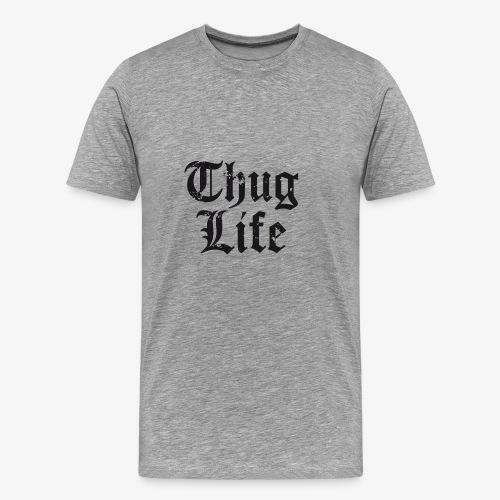 th * g life - Men's Premium T-Shirt
