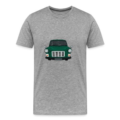 Bullnose - Men's Premium T-Shirt