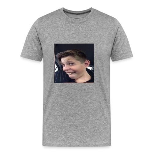 SupderDuperGay - Mannen Premium T-shirt