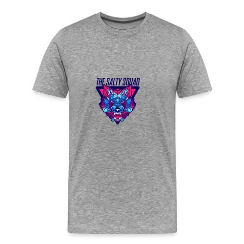 Salty squad merch - Men's Premium T-Shirt