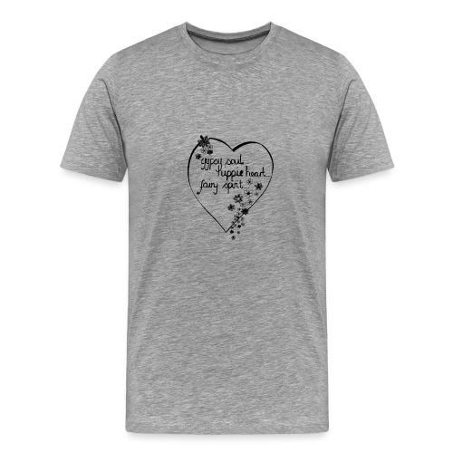 gypsy soul. - Men's Premium T-Shirt