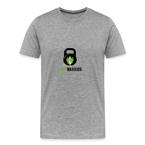 FoodWarrior Official Logo - T-shirt Premium Homme