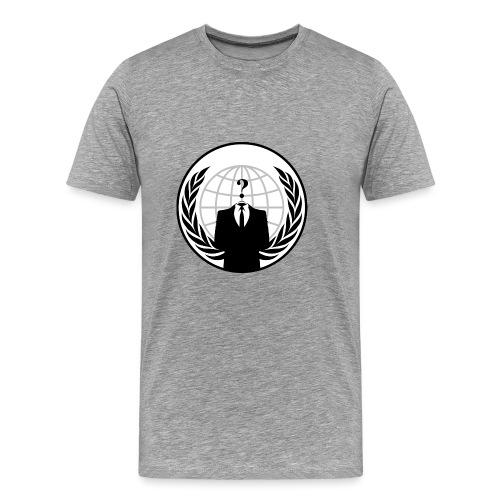 Anonymous Corporation - Men's Premium T-Shirt