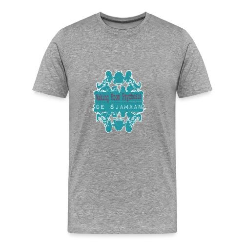Waking from Psychosis - Mannen Premium T-shirt