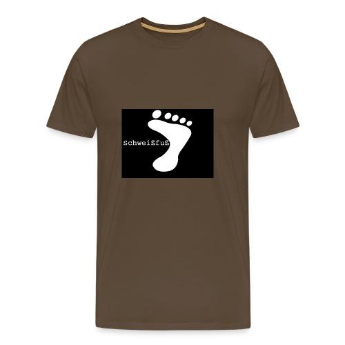 schweissfuss - Männer Premium T-Shirt