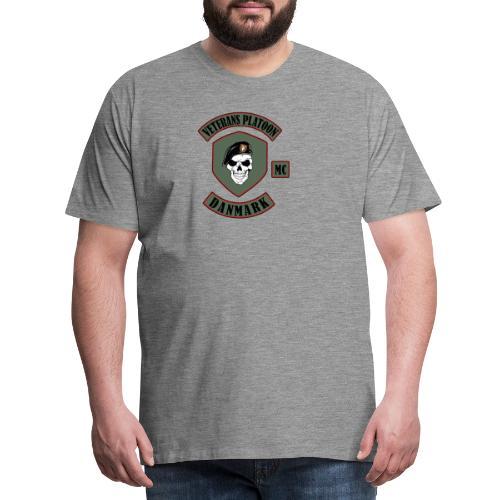 Veterans Platoon - Herre premium T-shirt