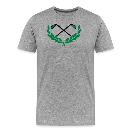 Golf - Männer Premium T-Shirt