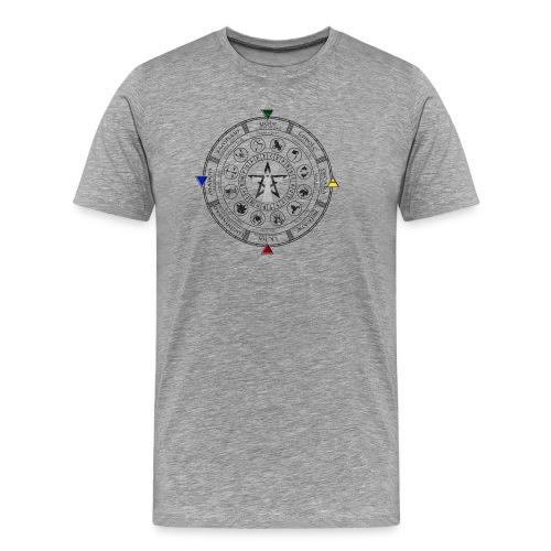 astro - Männer Premium T-Shirt