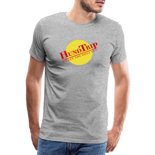HundTrip - Premium-T-shirt herr