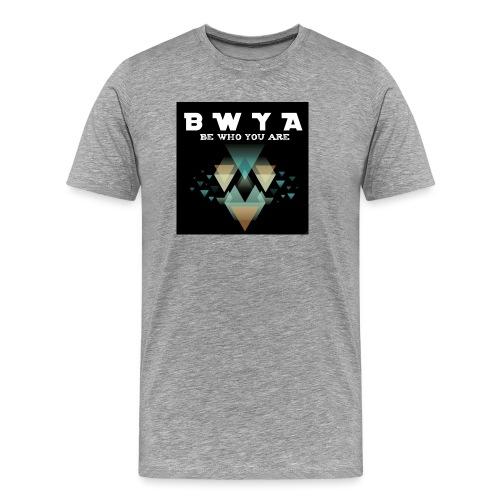 BWYA Damenshirt - Explosion - Männer Premium T-Shirt