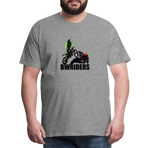 BWRIDERS Katy&Husky - Männer Premium T-Shirt