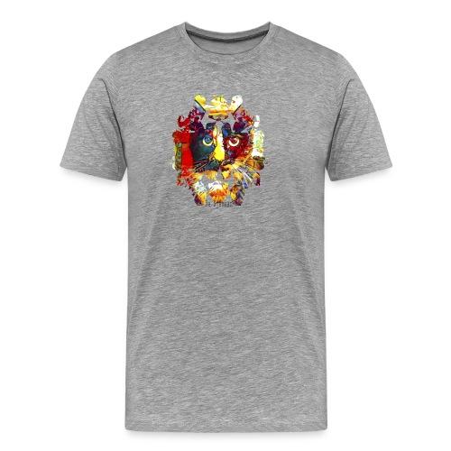Fire Centered Lifeform - Mannen Premium T-shirt