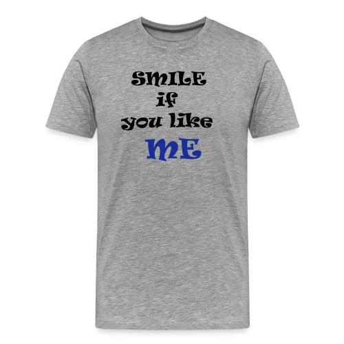 smile - T-shirt Premium Homme