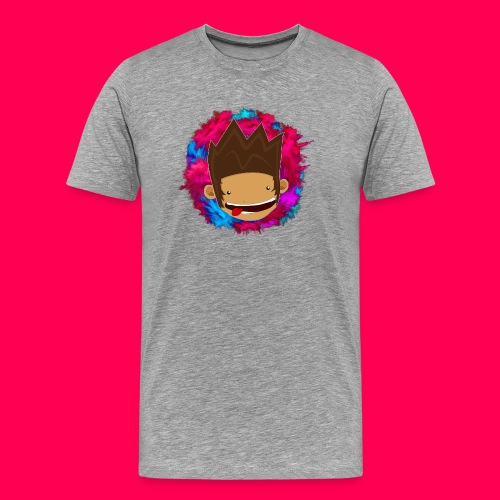 Kirouha colored smoke 2 - T-shirt Premium Homme