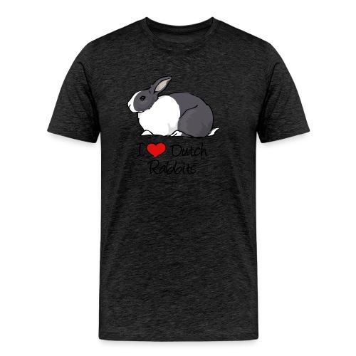 Dutch Rabbit - Men's Premium T-Shirt