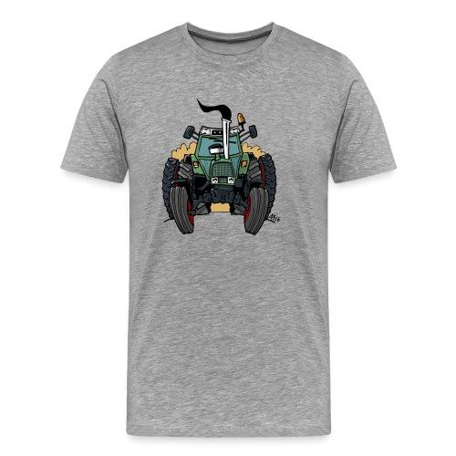 0163 F - Mannen Premium T-shirt