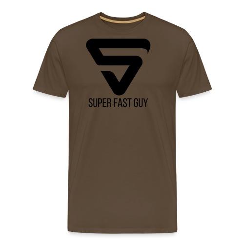 Super Fast Guy - T-shirt Premium Homme