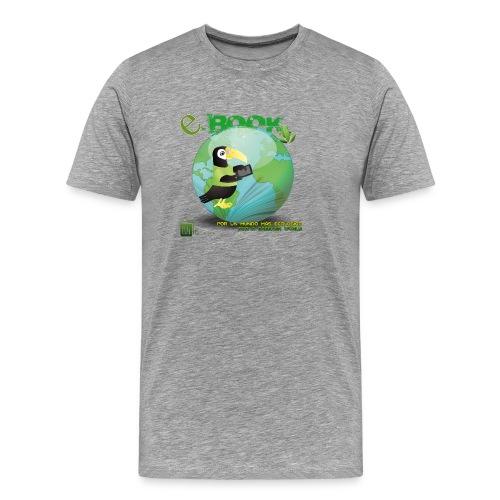 Colección E-Book - Camiseta premium hombre