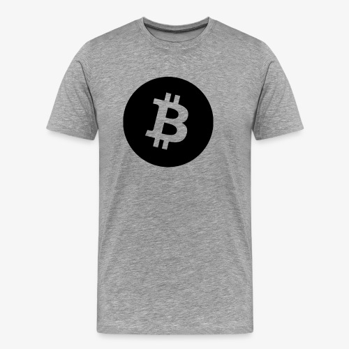 HODL-btcbig-b - Men's Premium T-Shirt