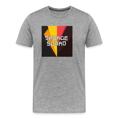 SavageSquad Gear - Men's Premium T-Shirt